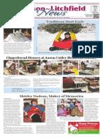 Hudson~Litchfield News 12-20-2013