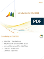 01 Intro to CRM 2011