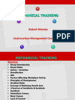 Mechanical Training