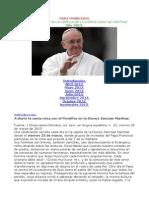 Homilías Papa Francisco - Año 2013 - S. Marta