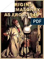 Freemasonry as from 1546 — LUNS