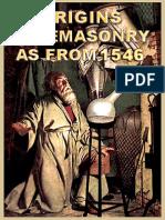 Freemasonry as from 1546 — LUNS