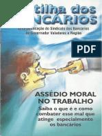 Cartilha Assédio Moral No Trabalho