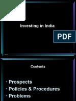 Investing in India Jan 07