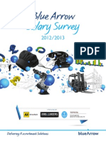 BA Salary Survey 2012