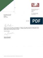 Fsc Letter