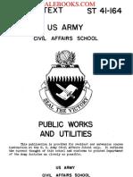 1960 US Army Vietnam War Public Works 109p