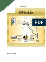 Chapter 3 ERP Modules