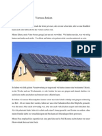 Solar Article