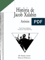Història de Jacob Xalabín-Ed. BROMERA