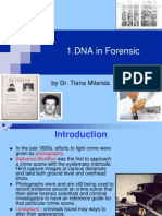 1. DNA in Forensic 2013