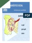 Anexo 2 - preparação do Diagnóstico Social