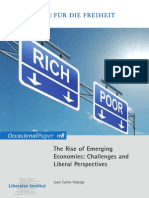 The Rise of Emerging Economies