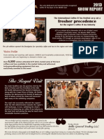 ICTF 2013 Event Report