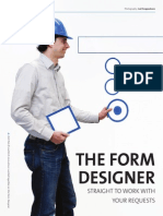 The Form Designer - straight to work with your requests