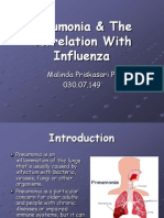 Pneumonia & the Correlation With Influenza