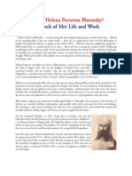 2 H.P. Blavatsky's Life & Work