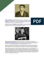 Emilio Aguinaldo y Famy