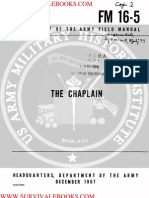 1967 US Army Vietnam War the Chaplain 99p