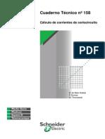 CT158-Cálculo de corrientes de cortocircuito