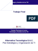 EGSI-TP - Alternativa Tecnológica v2.8