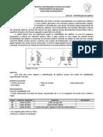 Solubilidade Halogenacao de Lipideos