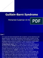 Guillain-Barré syndrome