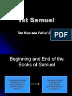 1Samuel the Big Idea