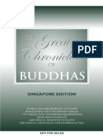The great chronicles of Buddhas - Singapore edition