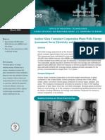 Glass Plant Energy Assessment