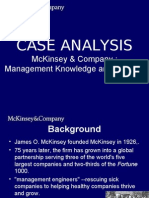 Case Analysis