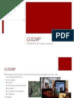 G52IIP Module Introduction