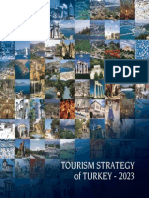 Tourism Strategy of Turkey-2023