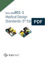 IEC 60601-1 Medical Design Standards - 3rd Edition