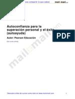 Autoconfianza Superacion Personal Exito Autoayuda 28775