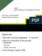 Presentation Isa s95