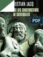 El Mensaje de Los Constructores de Catedrales - Christian Jacq