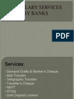 Anciallary Services