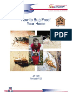How to Bug Proof Your Home