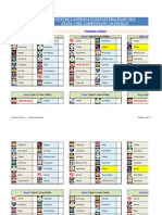 Fixture Descentralizado 2012