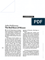 Holloway 1987 the Red Rose of Nissan