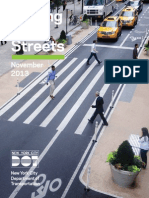 Making Safer Streets (NYC DOT, 2013)