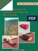 El léxico pastoril en la comunidad de Valles del Alto Naj.