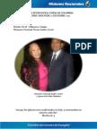 Informe Misionero a Diciembre 2013 - Villanueva, Distrito 18