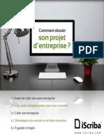 Guide Reussir Projet Entreprise Iscriba