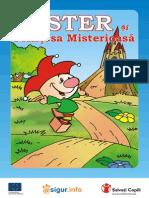 Jester Si Printesa Misterioasa Varianta Print