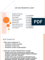KEL 2 ACE Inhibitor Diuretik Kuat
