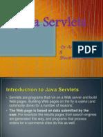 Servlets Presentation.ppt