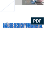 Analisis Tecnico y Fundamental