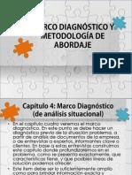 MARCO DIAGNÓSTICO Y METODOLOGÍA DE ABORDAJE